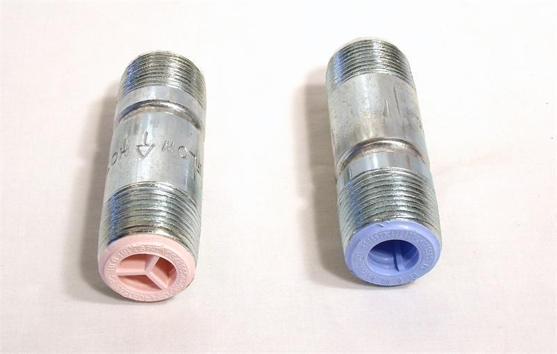 Rheem Sp20003 Nipples Heat Trap 3 4 Quot Npt X 3 Quot Pack Of 2