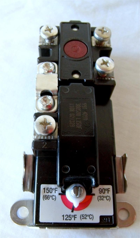 Rheem Sp11699 Upper Thermostat Electric