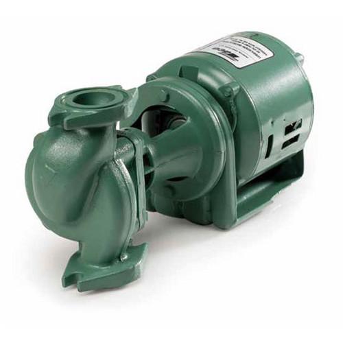 Taco 111 F In Line Circulator Pump Less Flanges
