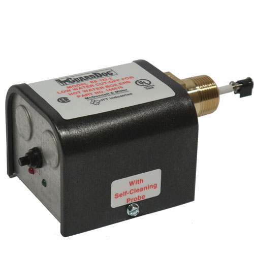 Mcdonnell Amp Miller Rb 122 E Electronic 120v Low Water Cut Off