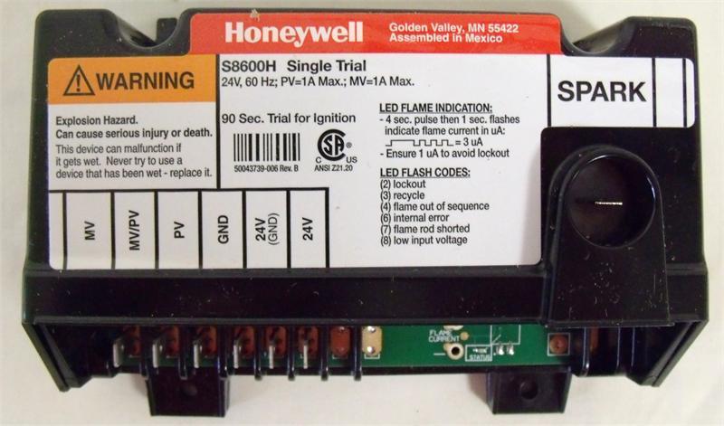 Ignition Control Module Robertshaw Americanhvacpartscom