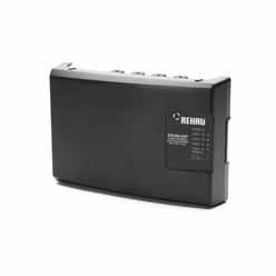 Rehau 298756 001 4 Zone Pump Relay Control