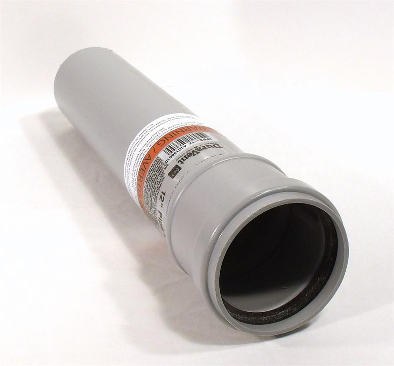 Duravent Polypro 2pps 2 Quot Single Wall Pipe