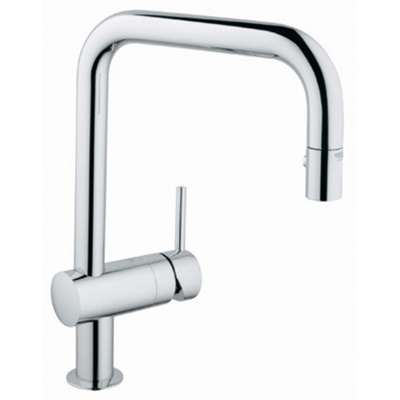 grohe 32 319 000 minta dual spray kitchen faucet