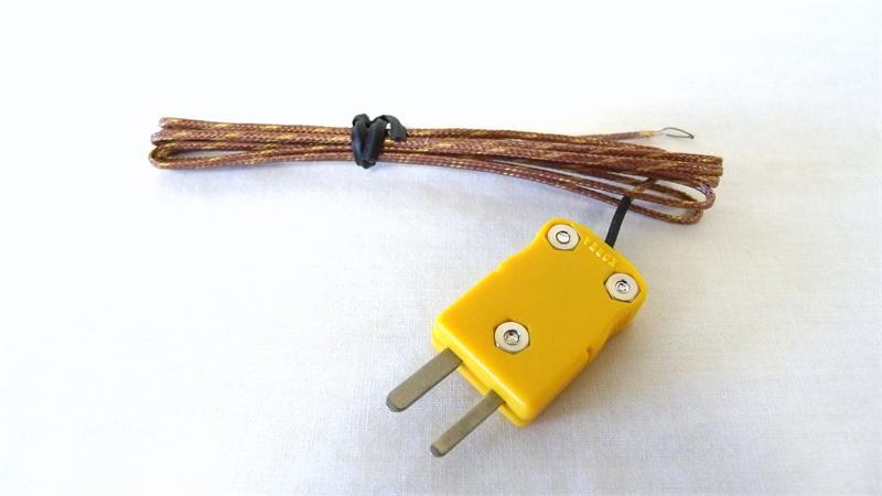 Tpi Test Instruments : Tpi gk m k type thermocouple
