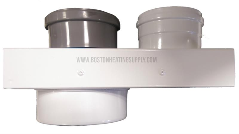 """WELL 2 Wellness ABS 2 voies Soupape solaire avec embout 32-38 mm x 1 1//2/"""" AG"""