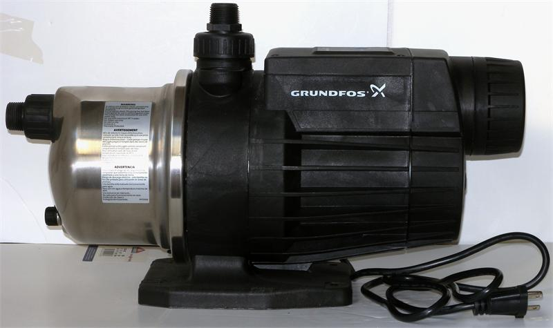 Grundfos 96860207 MQ3-45 Pressure Boosting Pump, 230V