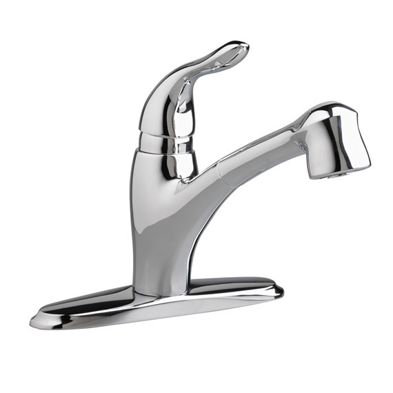 American Standard Lakeland Pull Out Kitchen Faucet