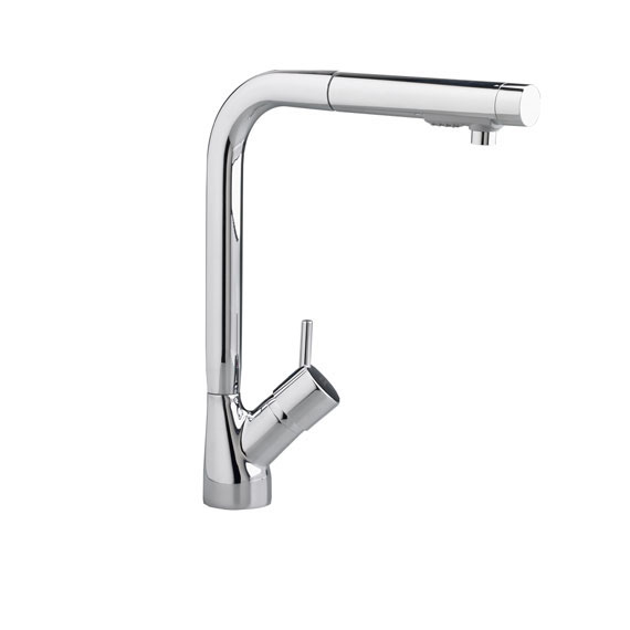 American Standard 4147.100 Culinaire Hi-Flow Pull-Out Kitchen Faucet