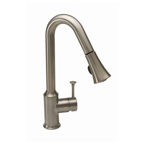 American Standard Kitchen Faucets : American Standard 4332.300 Pekoe Pull-Down Kitchen Faucet