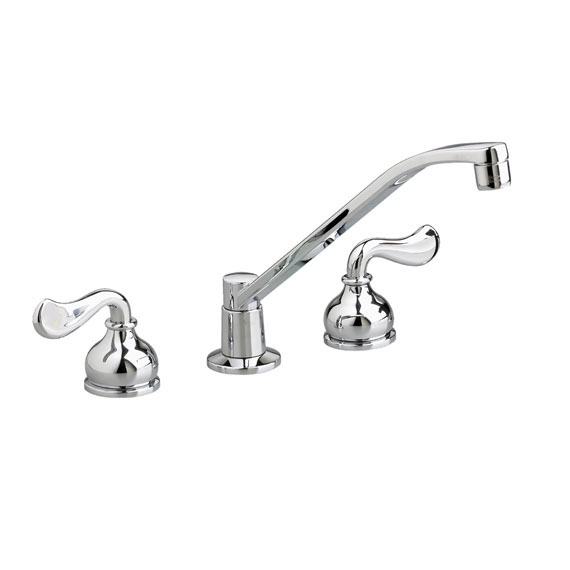 American Standard 7271.000 Heritage Bottom Mount Kitchen Faucet