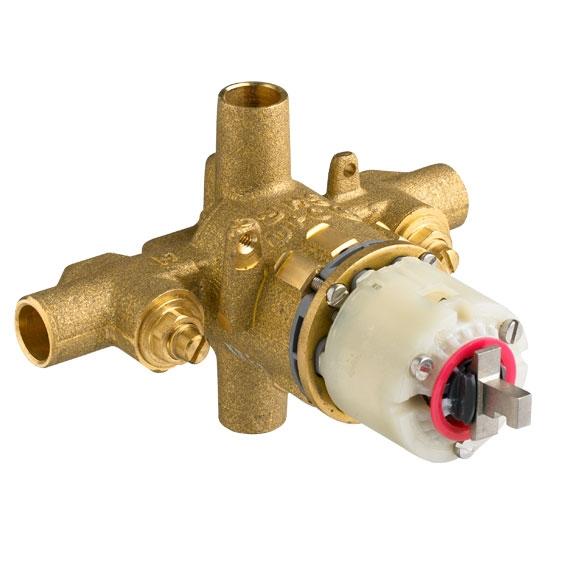 American Standard R127SS Pressure Balance Bath/Shower Temperature ...