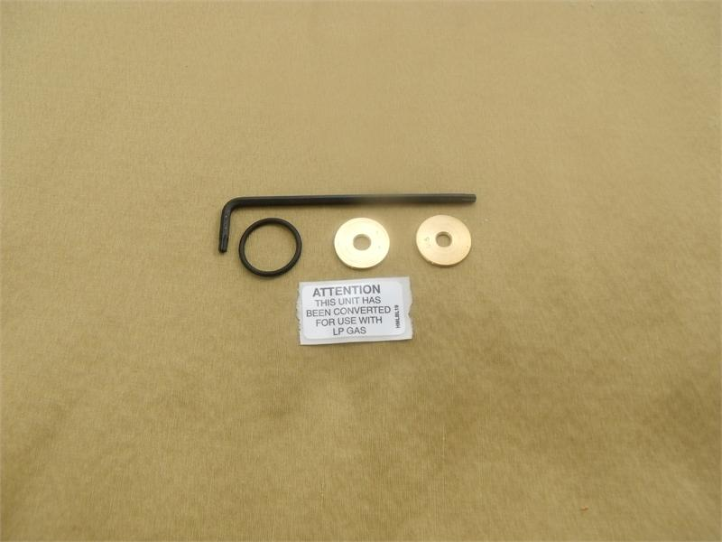 Triangle Tube Ccrkit01 Natural Gas To Lp Conversion Kit