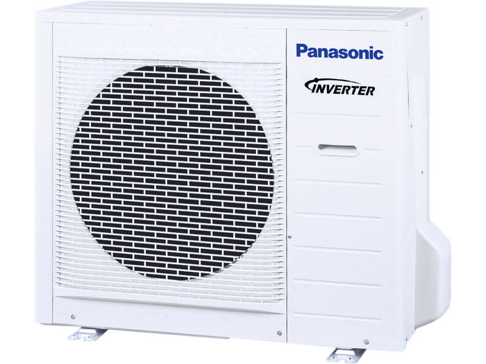 Panasonic Cu E18rb4u 4 Way Ceiling Cassette Heat Pump