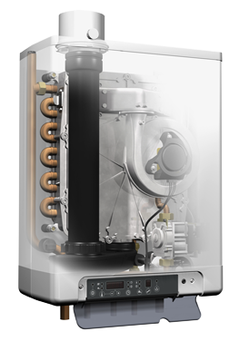 Triangle Tube Cc 125 Challenger Combo Boiler Heating
