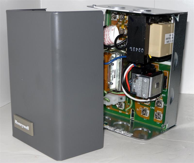 Honeywell L8148E1265 High Limit Aquastat Relay with 15 F Fixed – L8148e1265 Aquastat Relay Wiring Diagram