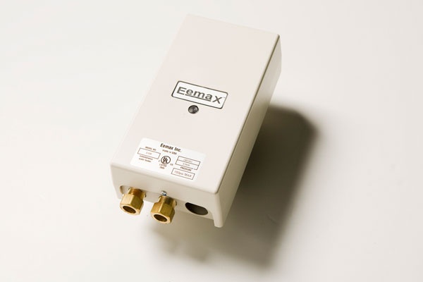 Eemax - Eemax, Inc. is an innovator in the tankless water heater space with 20 years under their belt. They also have one of the largest selections of