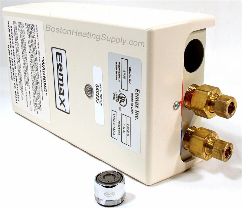 eemax ex35 flow-control