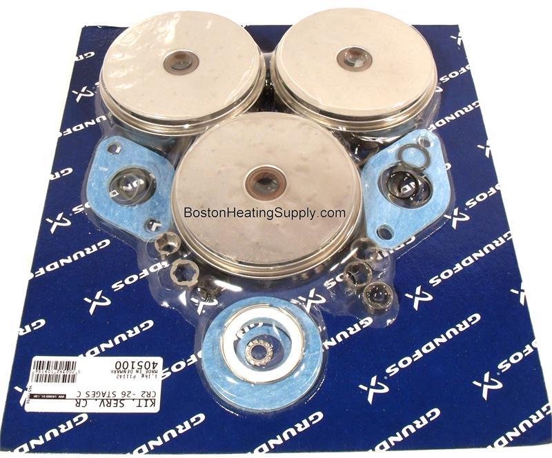 Grundfos 405100 Cr2 Repair Kit 17 26 Stages