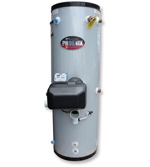 Phoenix Ph100 55 Stainless Steel Ng Water Heater