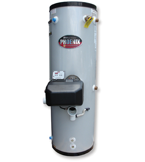 Phoenix Ph100 80 Stainless Steal Ng Water Heater