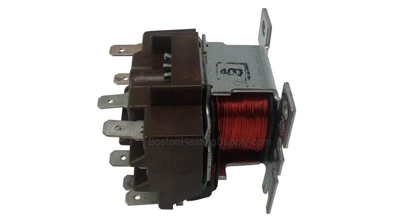 honeywell r8222d1014 24v general purpose relay with dpdt switching