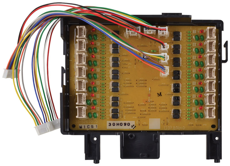 Rheem Mics 180 Manifold Controller
