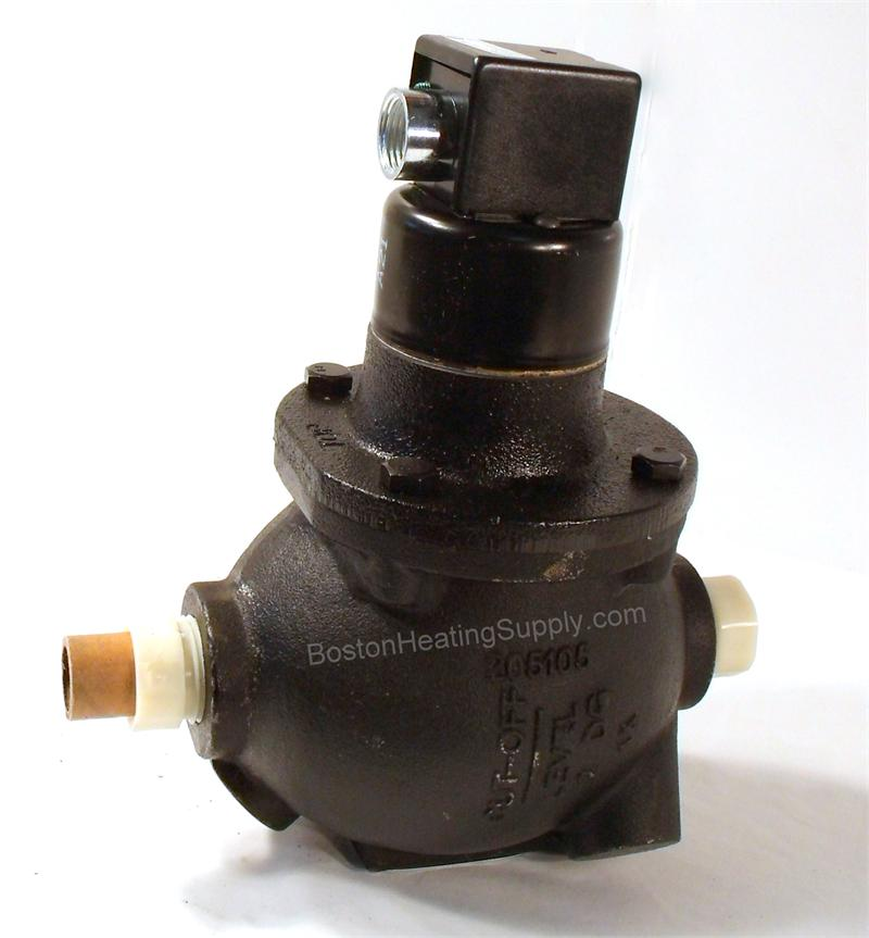 Mcdonnell Amp Miller 61 Mechanical Low Water Cut Off