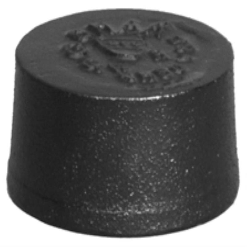 Charlotte cast iron quot no hub blind plug