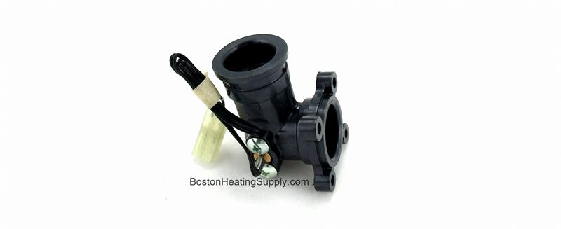 Navien 30003694f Water Pipe Adapter Black Thermostat