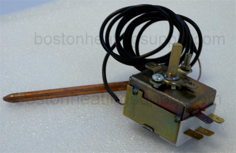 Triangle Tube Pgrkit21 Operating Thermostat