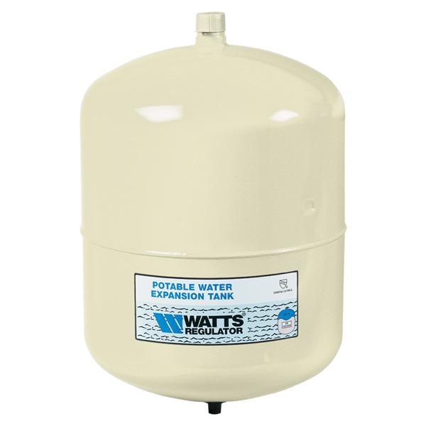 Watts plt potable water expansion tank