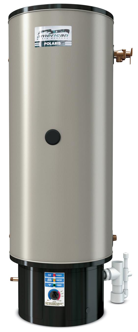 Polaris Pg10 50 150 2nv 50 Gallon Natural Gas Water Heater
