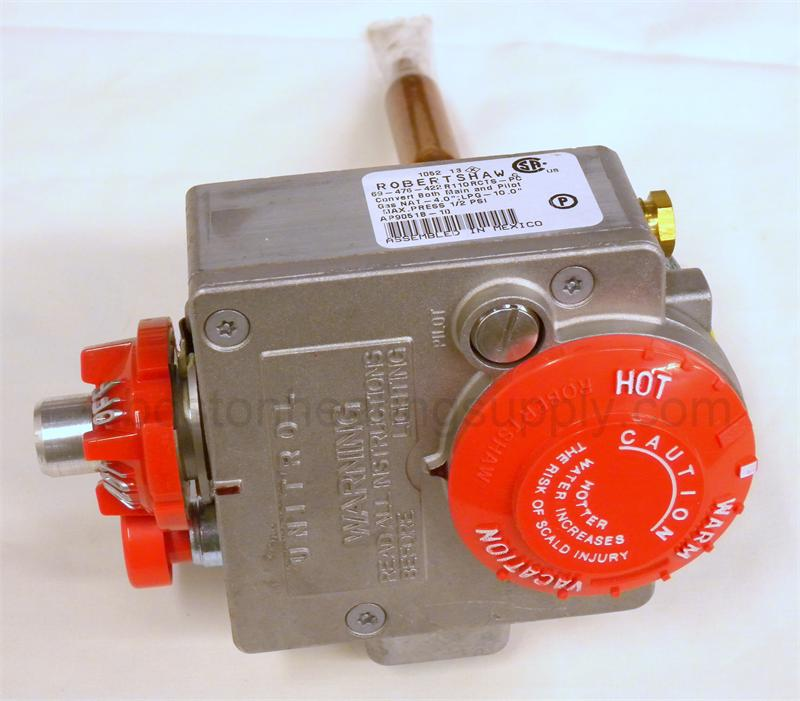 Rheem Sp9051d Gas Valve Convertible