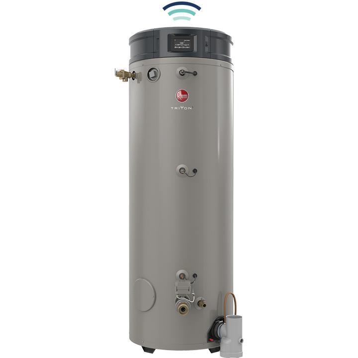 Rheem GHE100SU-200N Triton Base SU Water Heater on rheem water heater 30 gal mobile home, rheem water heater element, rheem tankless water heater, rheem models,