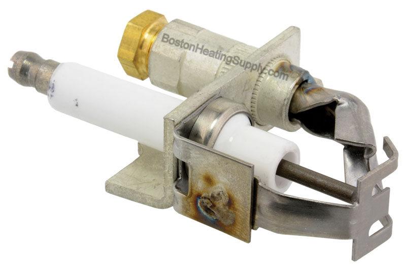 Rheem Sp10764b Pilot Ignitor Flame Sensor Nat Comm Hd
