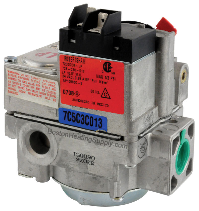 Rheem Sp10886c Gas Valve Lp