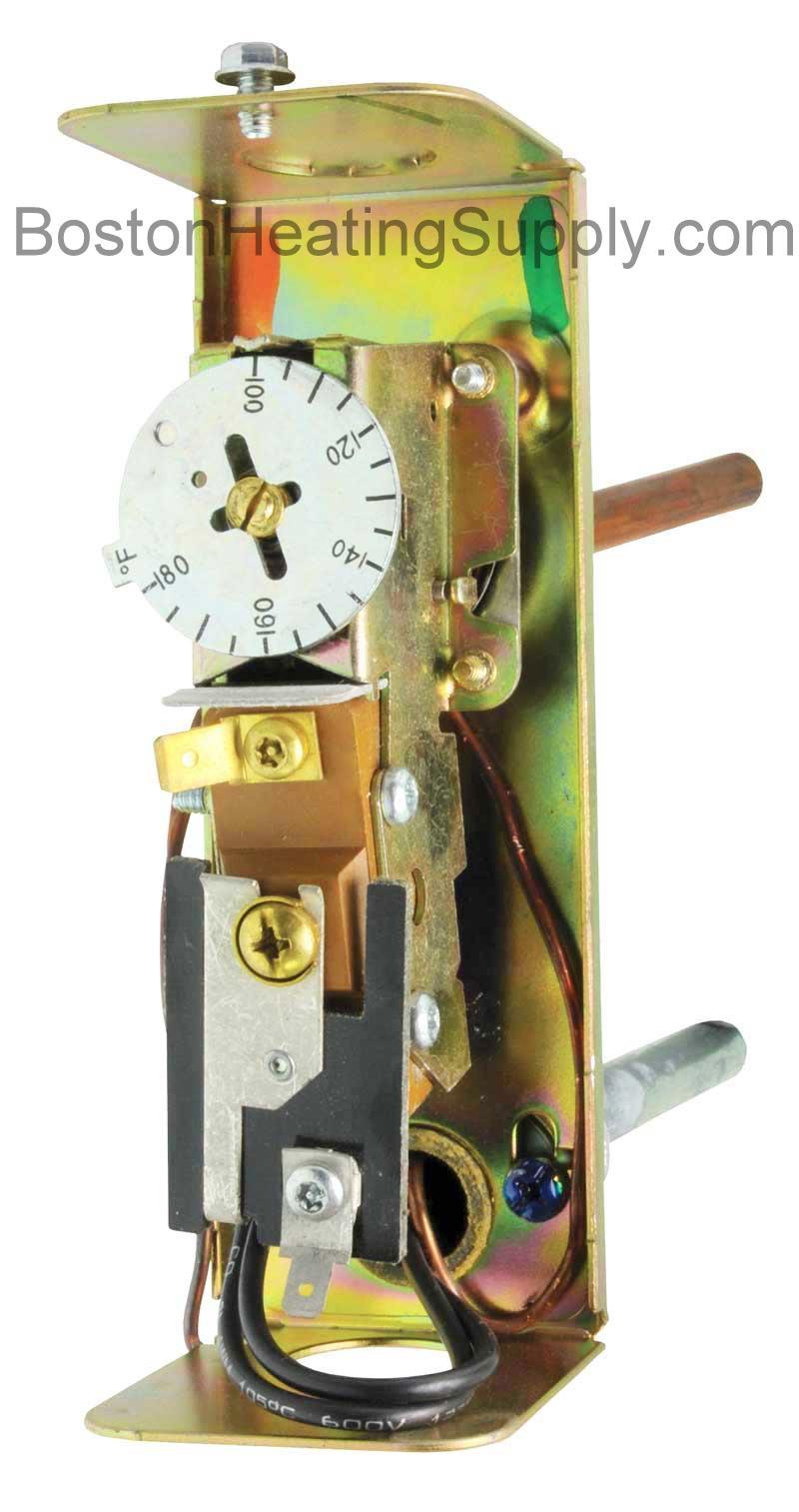 Rheem Sp11798b Thermostat Amp High Limit