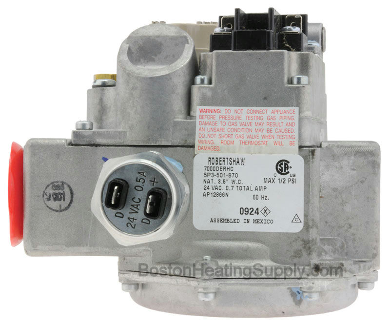 Rheem Sp12866n Gas Valve Natural Gas