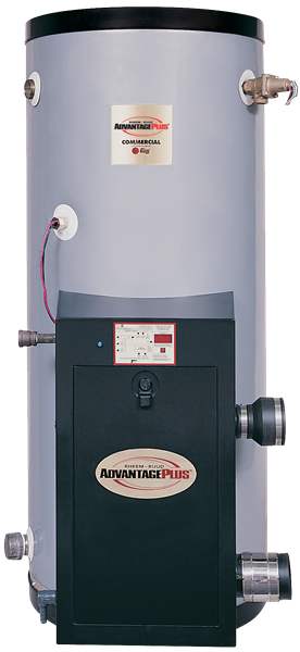 Rheem He55 100 Advantageplus Water Heater