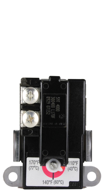 Rheem Sp8295 Lower Thermostat Electric