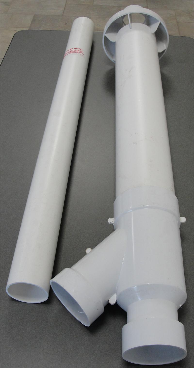 Rheem Sp12161 Advantageplus Concentric Termination Vent Kit 3 Quot