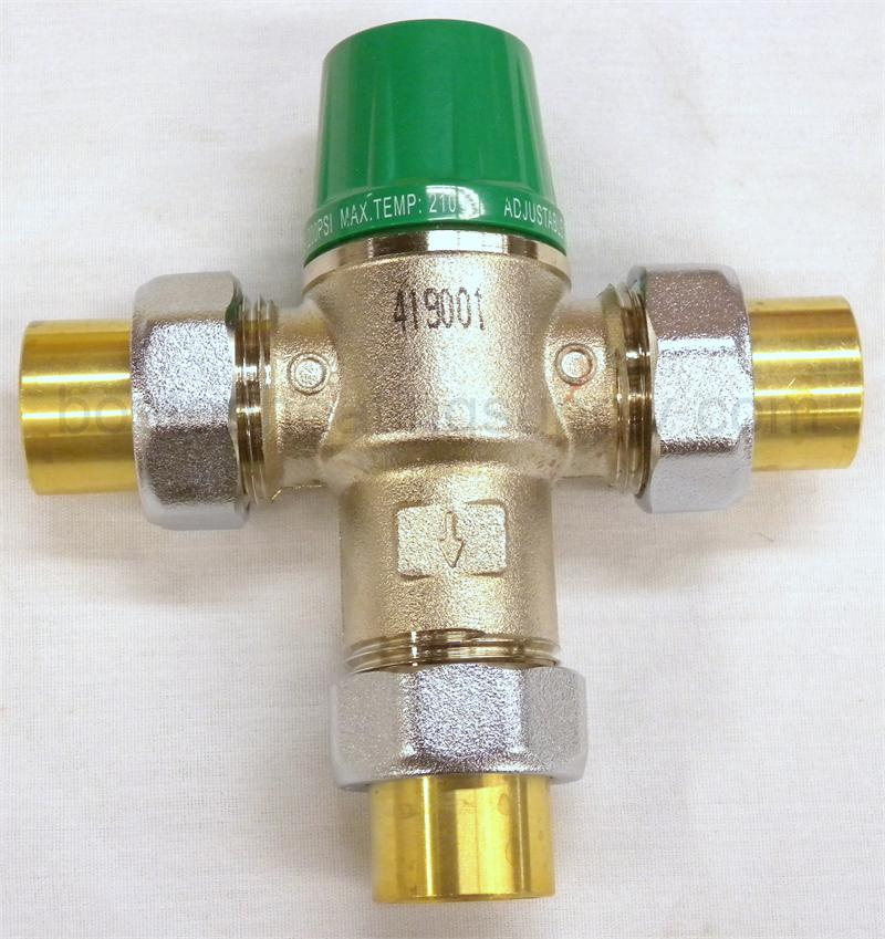 Taco 5003 C1 Thermostatic Mix Valve 3 4