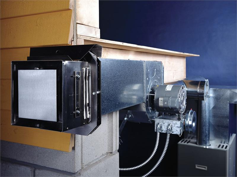 Tjernlund Ss1 Sideshot Oil Side Wall Vent System