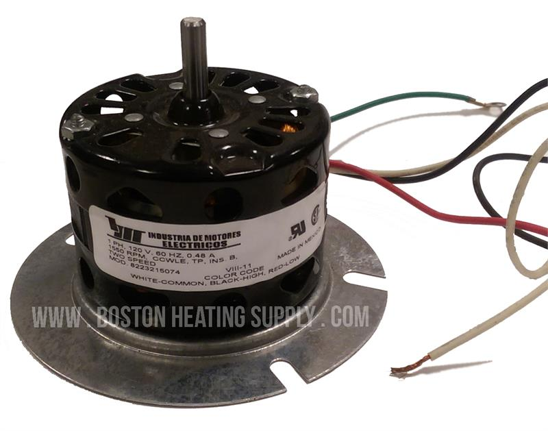 Turbonics 00155 Replacement Motor