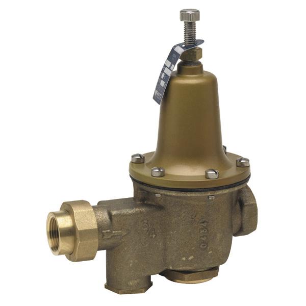 watts 0053195 u5b z3 3 4 water pressure reducing valve. Black Bedroom Furniture Sets. Home Design Ideas