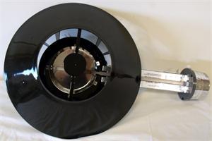 Rheem Ap13149 Vent Hood Damper Assembly For Comm Gas