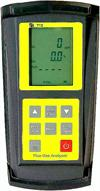 TPI 712A740 Deluxe Combustion Efficiency Analyzer & IR Printer