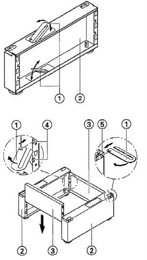 viessmann 7133 076 boiler stand