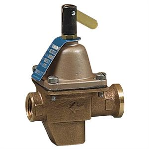 "Watts 0386421 TB1156F 1/2"" High Capacity Water Pressure Regulator"